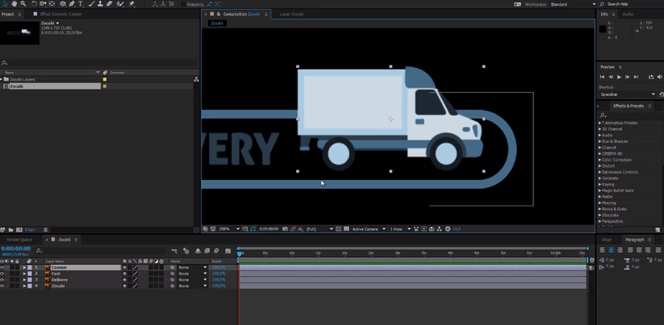 Tips: Cómo convertir a Shape Layers en After Effects